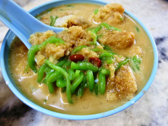 CNN Lists Cendol in World's Best Desserts But Says It's From Singapore - WORLD OF BUZZ 1