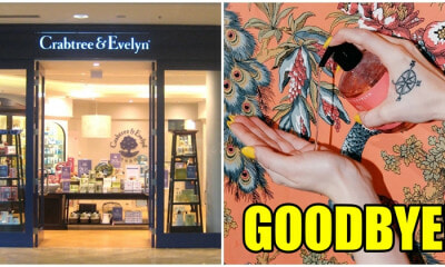 Crabtree and Evelyn Closing Its Doors As Company Goes Bankrupt - WORLD OF BUZZ 4