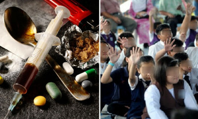 Drug Dealers in Kelantan Are Luring Children As Young As 9 Years Old to Be Addicts - WORLD OF BUZZ 3