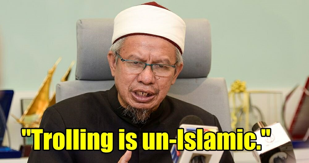 Federal Territories Mufti: Trolling Others Online Is UnIslamic - WORLD OF BUZZ 3
