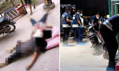 Foreign Worker Doesn't Get Paid, Goes on Rampage & Slashes Colleagues in Penang Factory - WORLD OF BUZZ 4