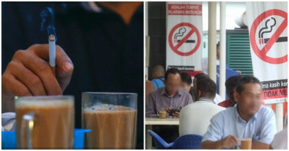 H Live! Producer Hits Out At Smokers For Not Being Mindful Of Their Surroundings - WORLD OF BUZZ