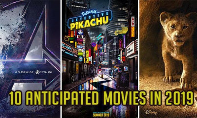 Here Are 10 Movies You Should Look Forward to in 2019! - WORLD OF BUZZ 1