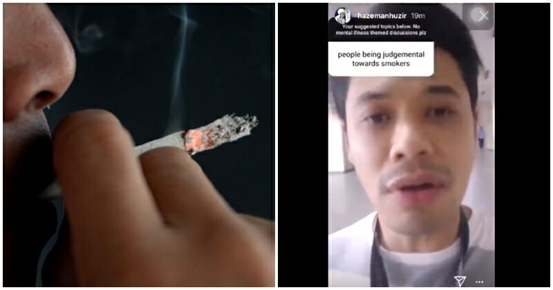 """It Is Your Choice To Have Cancer!"": Netizen Hits Out At Smokers For Not Being Mindful Of Their Surroundings - WORLD OF BUZZ"