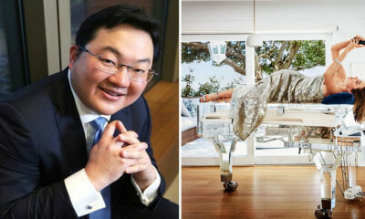 Jho Low Gifted Miranda Kerr A Transparent Piano But It's Too Huge to Be Surrendered to DoJ - WORLD OF BUZZ
