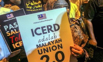 Kelantan Declares 9 December As Public Holiday To Boost Participation On Anti-ICERD Rally - WORLD OF BUZZ