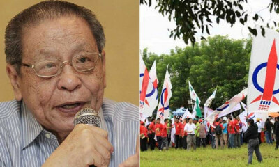 Kit Siang: DAP Will Not Hesitate to Leave PH Coalition if New M'sia Promise Isn't Fulfilled - WORLD OF BUZZ