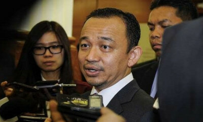 Maszlee Malik Said 1MDB Scandal Was Historical, But Did Not Say It Should Be in School Syllabus - WORLD OF BUZZ 2