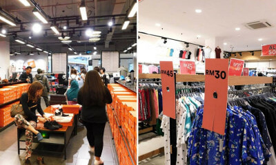 Mitsui Outlet Park is Having MASSIVE Sales of Up to 90% Off This Christmas! - WORLD OF BUZZ 26