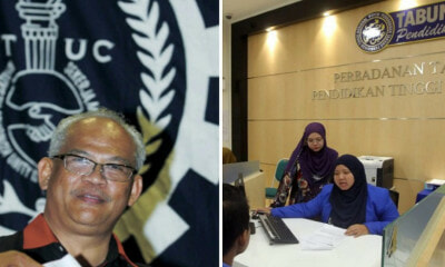 MTUC: Borrowers Have to Give Permission Before PTPTN Can Deduct Their Salary - WORLD OF BUZZ 2