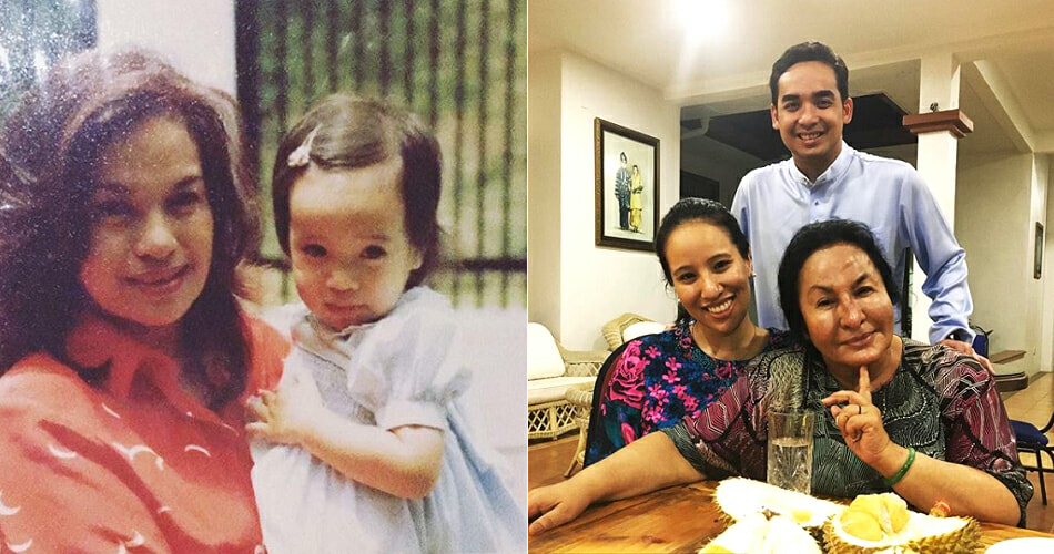 Najib Was Arrested on Rosmah's B'day, Daughter Posts Heartfelt Message For Mother - WORLD OF BUZZ