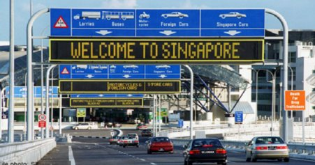 Officer Accuses M'sian of Illegally Entering Country Because He Used Toilet at Singapore Immigration - WORLD OF BUZZ 2