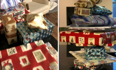 Old Man Passes Away, Neighbours Discover He Had Bought Xmas Presents For Their Daughter For Next 14 Years - WORLD OF BUZZ 1