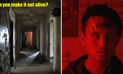 OMG! M'sia Finally Has a Haunted House Experience That Lets You Decide Which Paths to Take & How it Ends - WORLD OF BUZZ 4