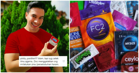 Over-Sensitive Malaysians Go Overboard on Condom Ad - WORLD OF BUZZ 3