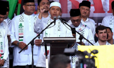 PAS Youth to Hold Nationwide Rally Against PH Government on 31st December - WORLD OF BUZZ 2