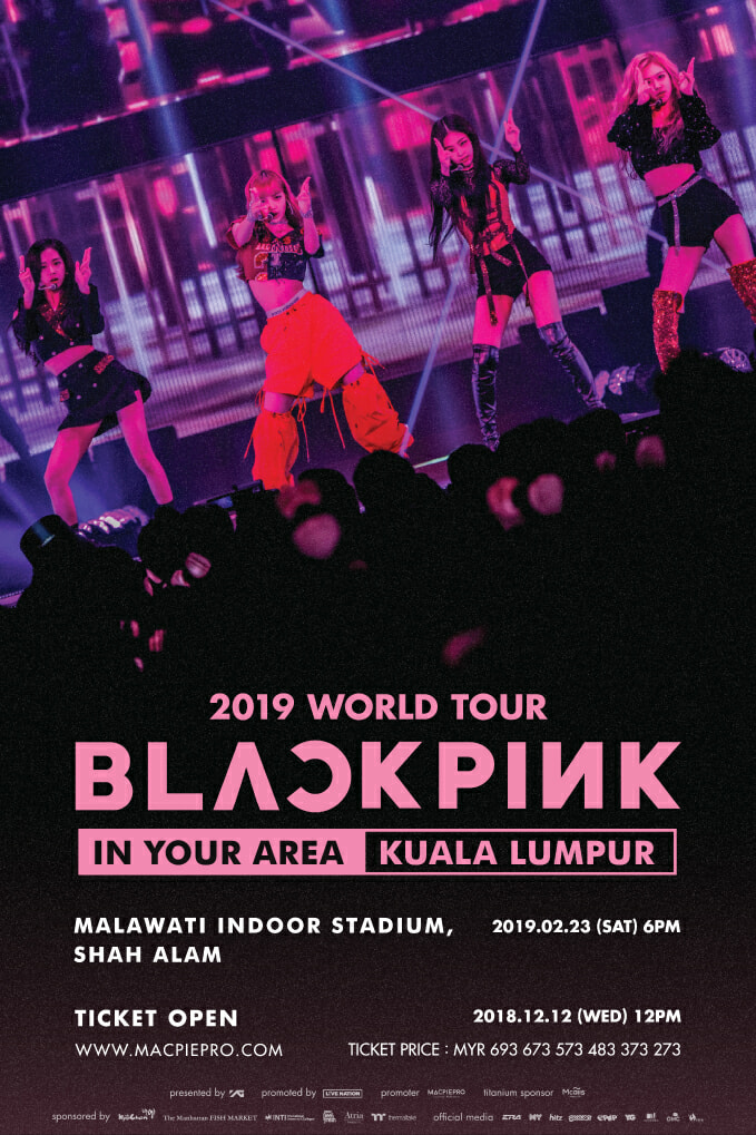 People Are Reselling BLACKPINK's KL Concert Tickets For Up to RM7,300! - WORLD OF BUZZ 6