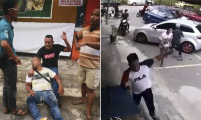 Police: Repair Cost Jacked Up From RM200 to RM900 Causes The Brawl At Puchong Workshop - WORLD OF BUZZ