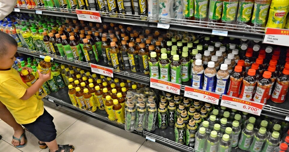 Singapore Could Become First Country in The World to Ban High-Sugar Drinks - WORLD OF BUZZ 2