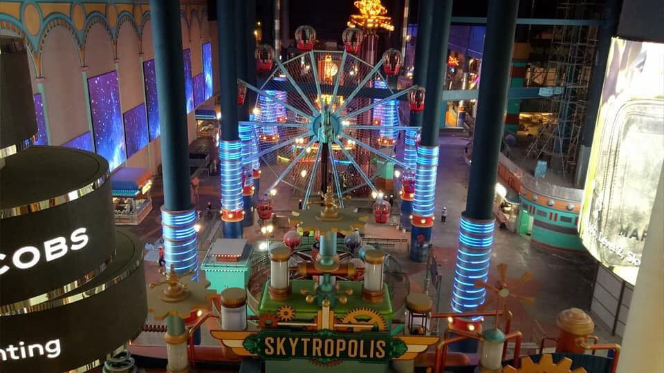 Skytropolis Funland in Genting Will Be Opened for Preview on Dec 8! - WORLD OF BUZZ 2