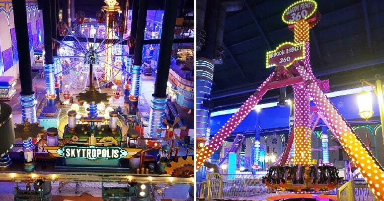 Skytropolis Funland in Genting Will Be Opened for Preview on Dec 8! - WORLD OF BUZZ 6