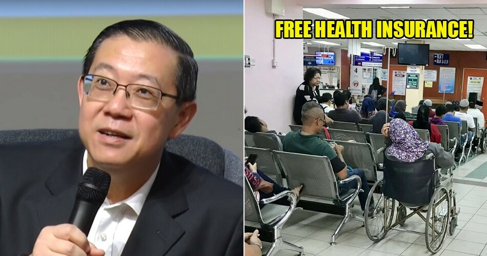 Starting 1 Jan 2019, Malaysians in B40 Group Will Get Free Health Insurance - WORLD OF BUZZ