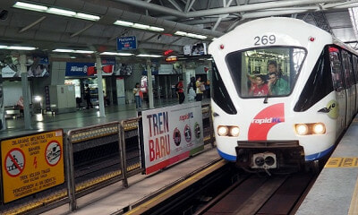 Starting 2nd Jan, LRT Trains Will Run at 90-Second Intervals Between Gombak & Ara Damansara - WORLD OF BUZZ 3