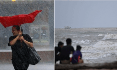 Strong Winds And Turbulent Seas Expected To Hit East And West Malaysia - WORLD OF BUZZ 3
