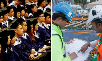 Survey Shows Overqualified M'sian Fresh Grads Willing to Work for Less Pay in Low-Skilled Sector - WORLD OF BUZZ 4