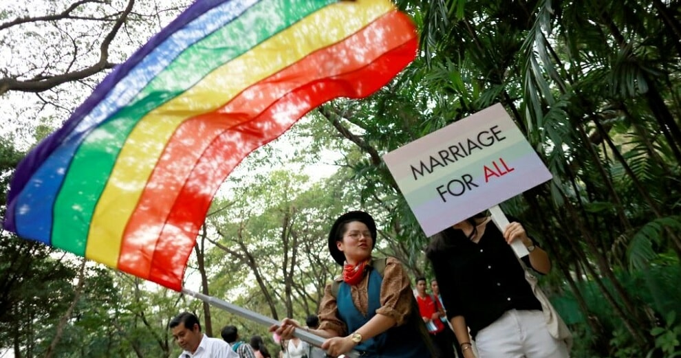 Thailand Could Become The First Country in Asia to Legalise Same-Sex Marriage - WORLD OF BUZZ 2