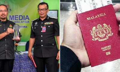 The Malaysia Passport Has Just Been Awarded 2018's Regional ID Document of the Year! - WORLD OF BUZZ 3