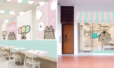 The World's First Pusheen Cafe Is Opening in Jan 2019 in S'pore and Looks Super Insta-worthy! - WORLD OF BUZZ 10