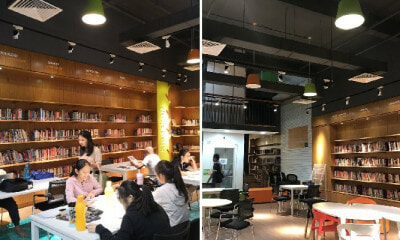 There's A Free Public Library Now Opened in This PJ Mall with Over 5,000 Books! - WORLD OF BUZZ 7