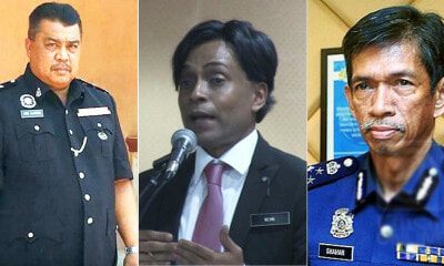 These M'sian Heroes Were Murdered For Doing Their Job & Their Cases Remain A Mystery - WORLD OF BUZZ