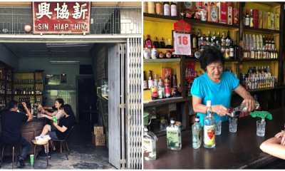 This Old School Bar in Jonker Melaka is 100 Years Old and Used to be an Opium Den! - WORLD OF BUZZ 6