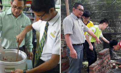 This Teacher Just Became The Only M'sian to be Shortlisted For The RM4mil Global Teacher Award - WORLD OF BUZZ 4