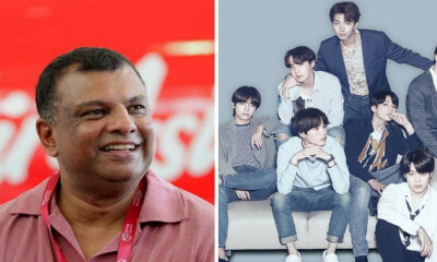 Tony Fernandes: BTS is Coming Soon to Kuala Lumpur! - WORLD OF BUZZ 3