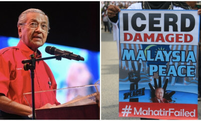 Tun M Defends Move Not To Ratify ICERD To Help The Malays - WORLD OF BUZZ 4