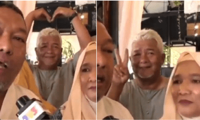 Watch: This Pakcik's Cute Poses Will Definitely Make You Smile - WORLD OF BUZZ 3