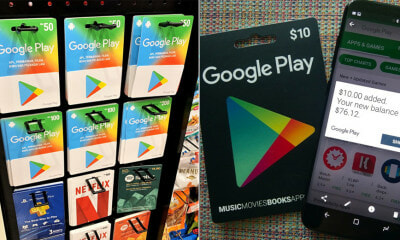 You Can Now Buy Google Play Gift Cards in 7-11 yaww - WORLD OF BUZZ 4