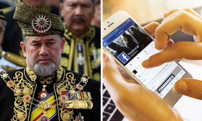 2 More M'sians Suspended by Employers For Posting Insulting Comments About Agong's Resignation - WORLD OF BUZZ 1