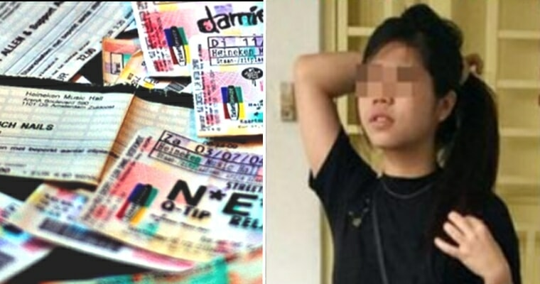23yo Girl Arrested for Selling RM18,000 Fake Goods, Continues Scamming While On Bail - WORLD OF BUZZ 1
