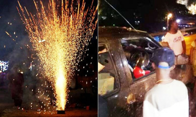 34 People Injured & 3 Vehicles Damaged After Unpermitted Firecrackers Go Off at Batu Caves - WORLD OF BUZZ