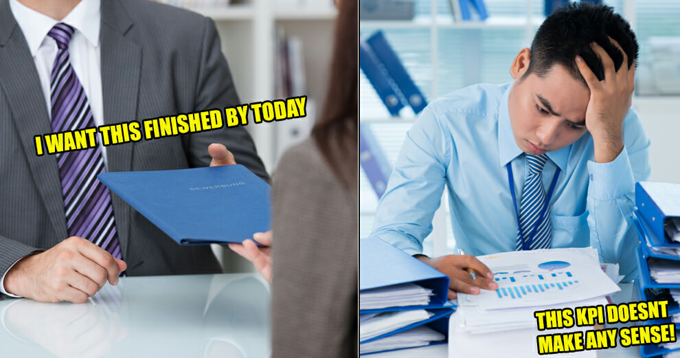 5 Very Real Malaysian Struggles at Work People Don't Talk About Enough - WORLD OF BUZZ
