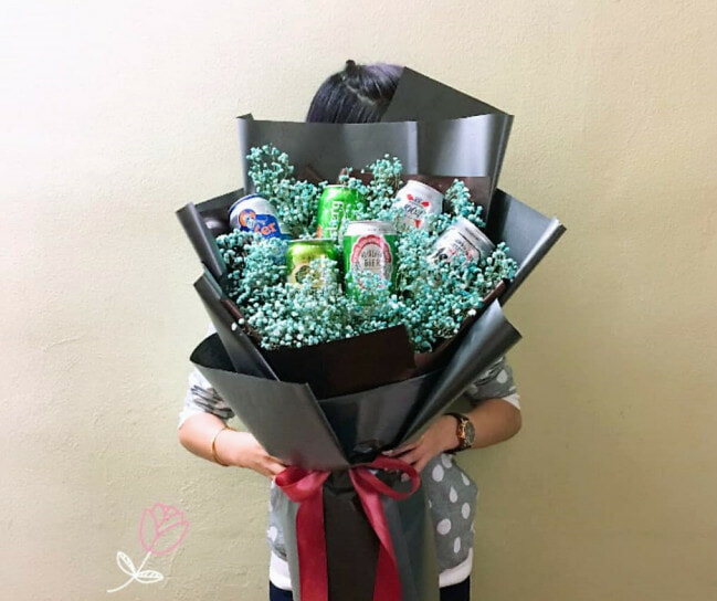 7/8 Unique Bouquets You Can Get In KL This Valentines Day - WORLD OF BUZZ