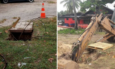A TM Cable Connecting East Malaysia to Central Network Was Accidentally Cut During Construction - WORLD OF BUZZ