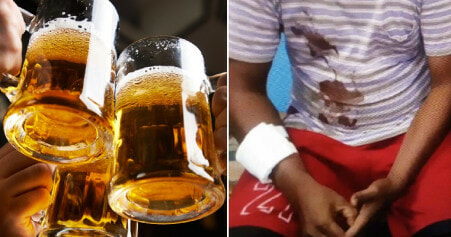 Angry Wife Stabs Husband Because Of Too Many Drinking Sessions With Friends - WORLD OF BUZZ 1