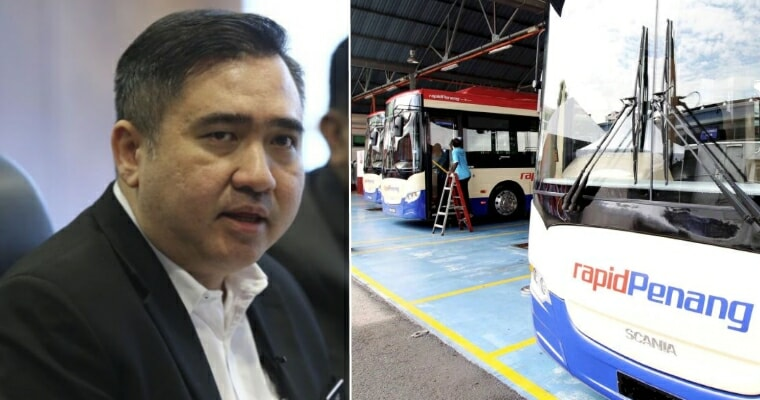 Attention Penangites! Transportation Minister Loke: MY50 Passes Extended To RapidPenang Bus Services - WORLD OF BUZZ 2