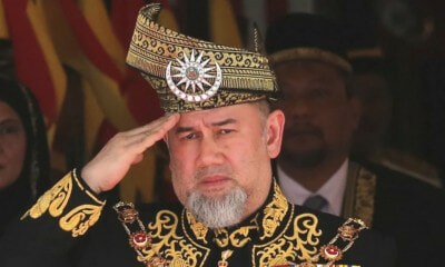 BREAKING: Agong Officially Resigns Effective Today - WORLD OF BUZZ 1