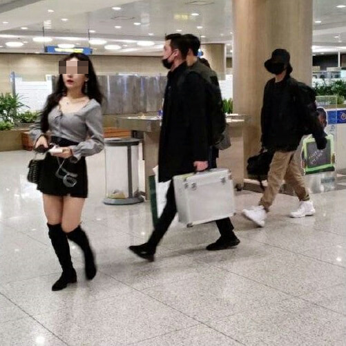 BTS Jungkook Was Allegedly Stalked By This Girl Not Wearing Pants, Fans Outraged - WORLD OF BUZZ 1
